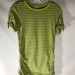 Micheal Michael kors Striped short sleeve shirt